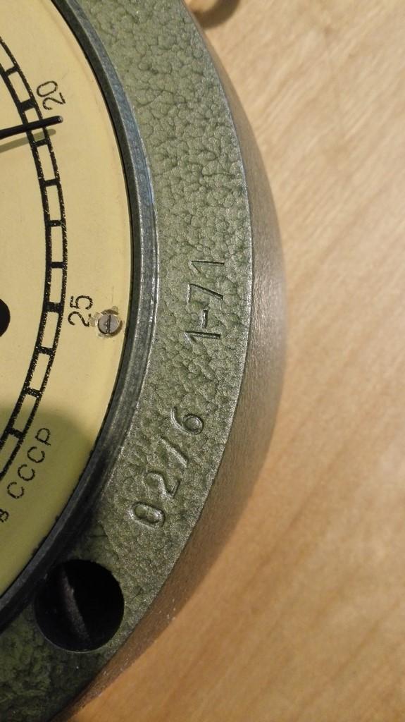 Horloge de marine Vostok 59971db582522
